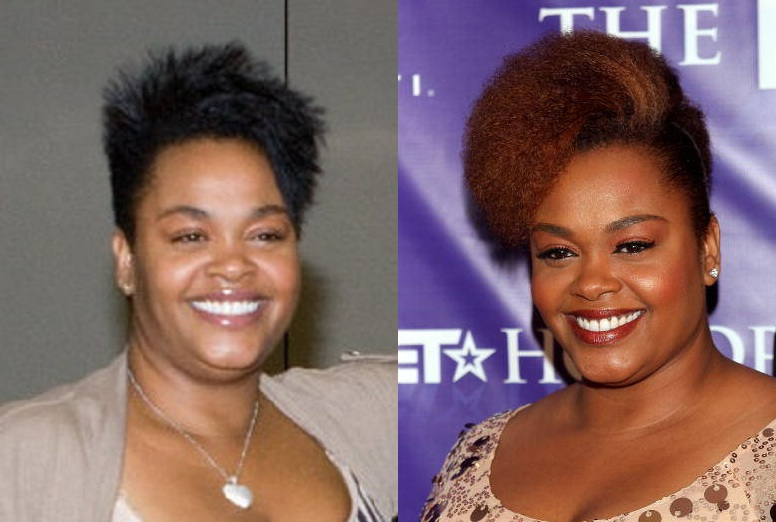 Relaxed or natural Jill Scott Natural Hair