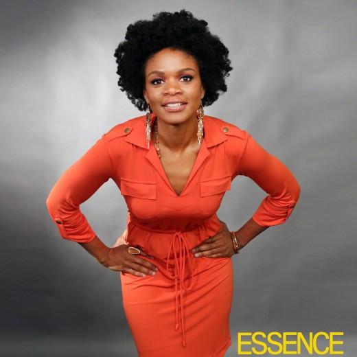 Kimberly Elise for Essence Magazine
