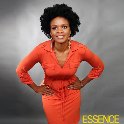 Kimberly Elise for Essence Magazine