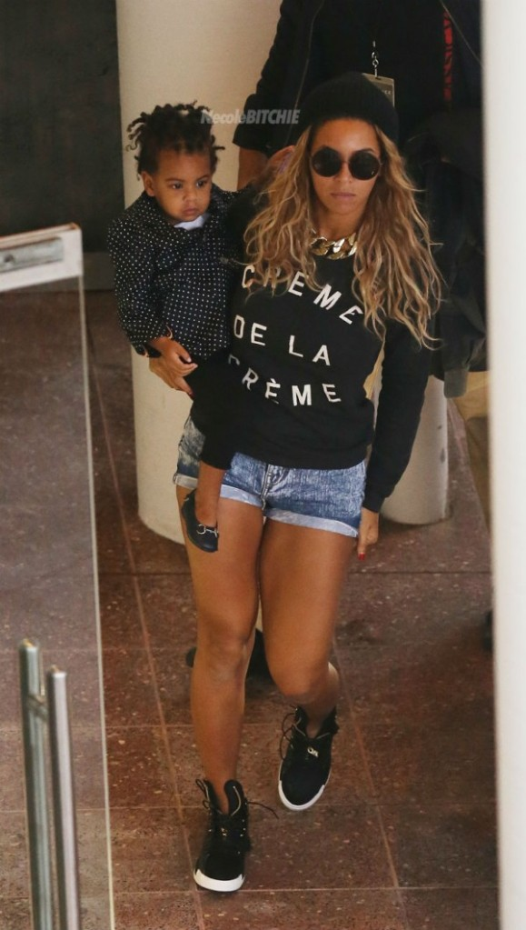Cruel comments about Blue Ivy's hair need to stop!