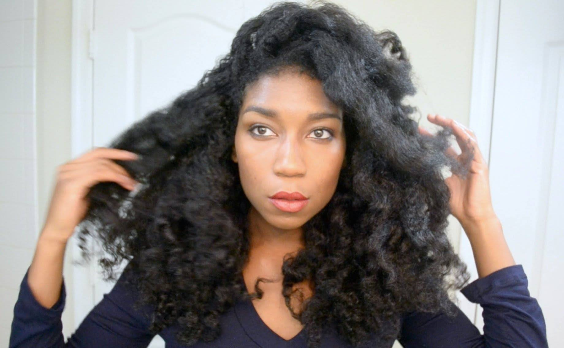 Products For Thick Dense Low Porosity Natural Hair