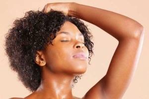 natural hair needs water