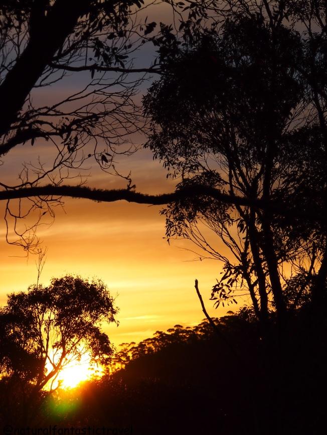 Sunset - Walls of Jerusalem Tasmania
